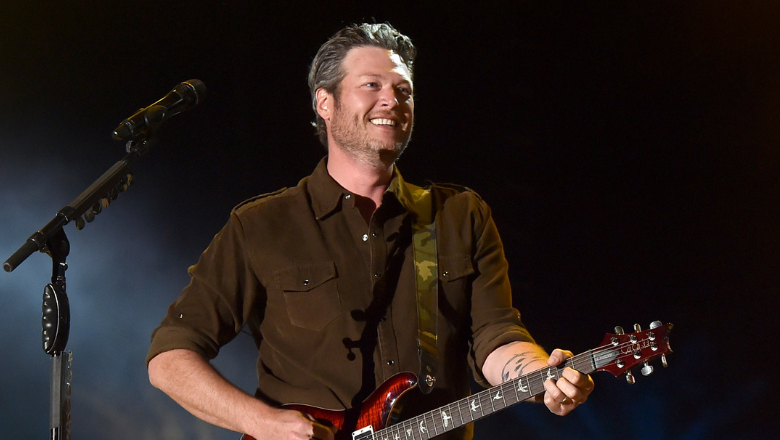 Blake Shelton Reflects On Joining The Grand Ole Opry 10 Years Ago