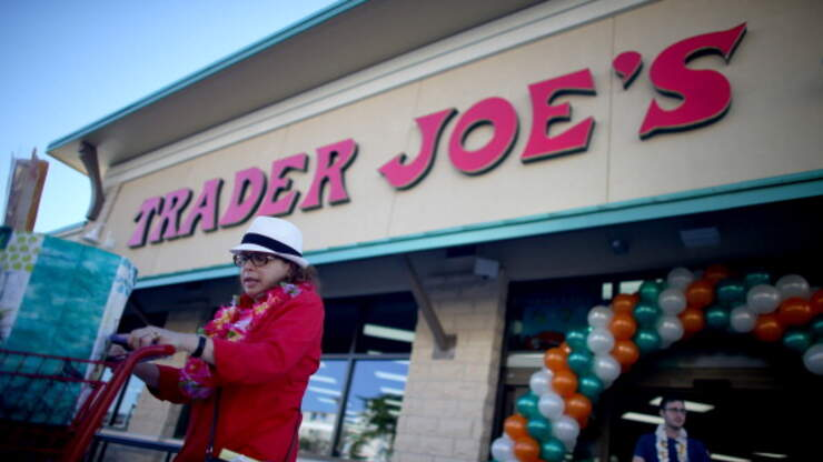 Trader Joe's Recalls 4,400 Pounds Of Gluten Free Battered Halibut