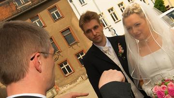 image for Minister's Strange Outburst At Wedding Surprises Bride & Groom: Watch