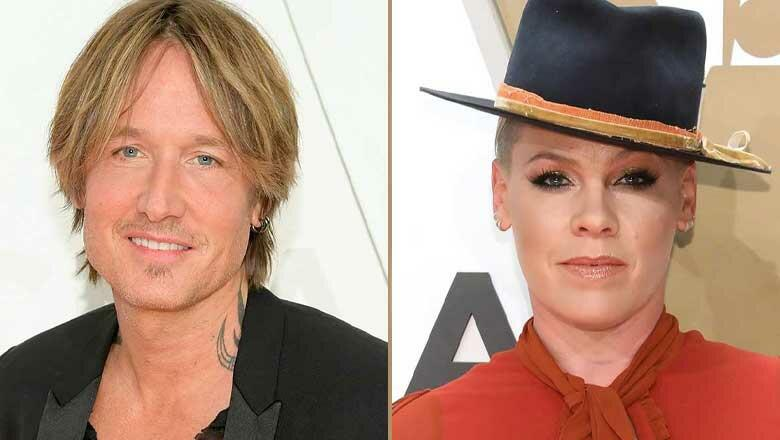 Why Keith Urban Recruited Pop-star Pink For Duet