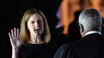image for Amy Coney Barrett Confirmed To The Supreme Court