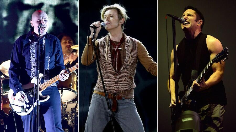 Billy Corgan, Trent Reznor And More To Play David Bowie Tribute