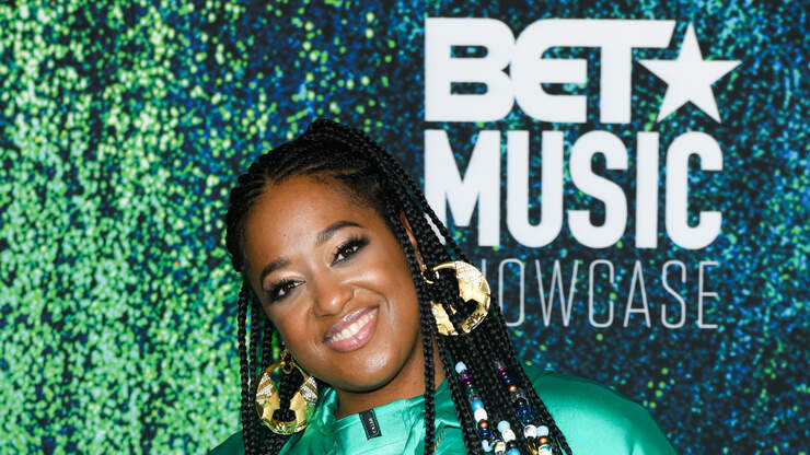 "Rapsody Gives Powerful Speech After Winning ""Lyricist of the Year"""