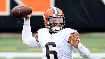 image for Browns QB Baker Mayfield Named AFC Offensive Player of the Week