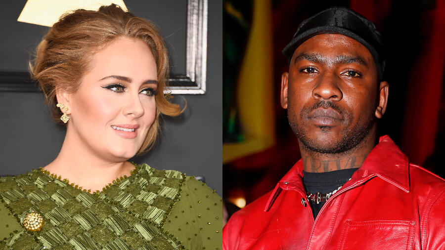 Adele & Skepta Are Officially Dating: Things Are 'Heating Up,' Says Source