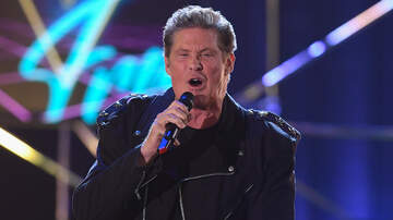 image for David Hasselhoff Announces Heavy Metal Project 'Through The Night'