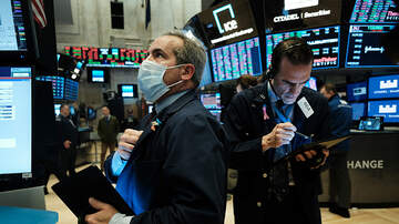image for Stock Market Plunges As COVID-19 Cases Spike Across The Country
