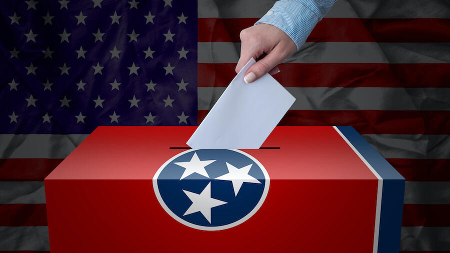 Tennessee Sets New Record For Early Voting