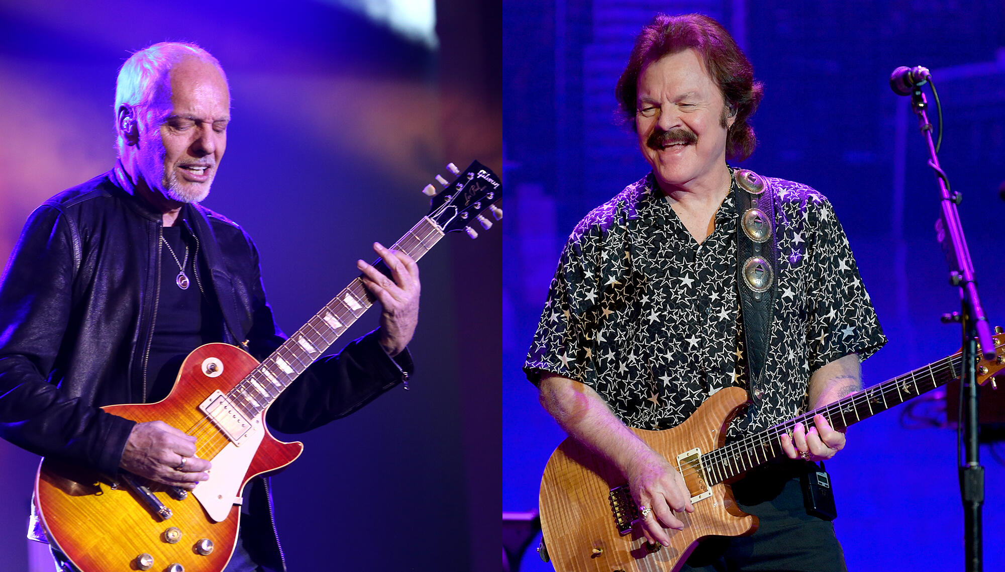 Watch Doobie Brothers Team Up With Peter Frampton For An Eric Clapton Cover