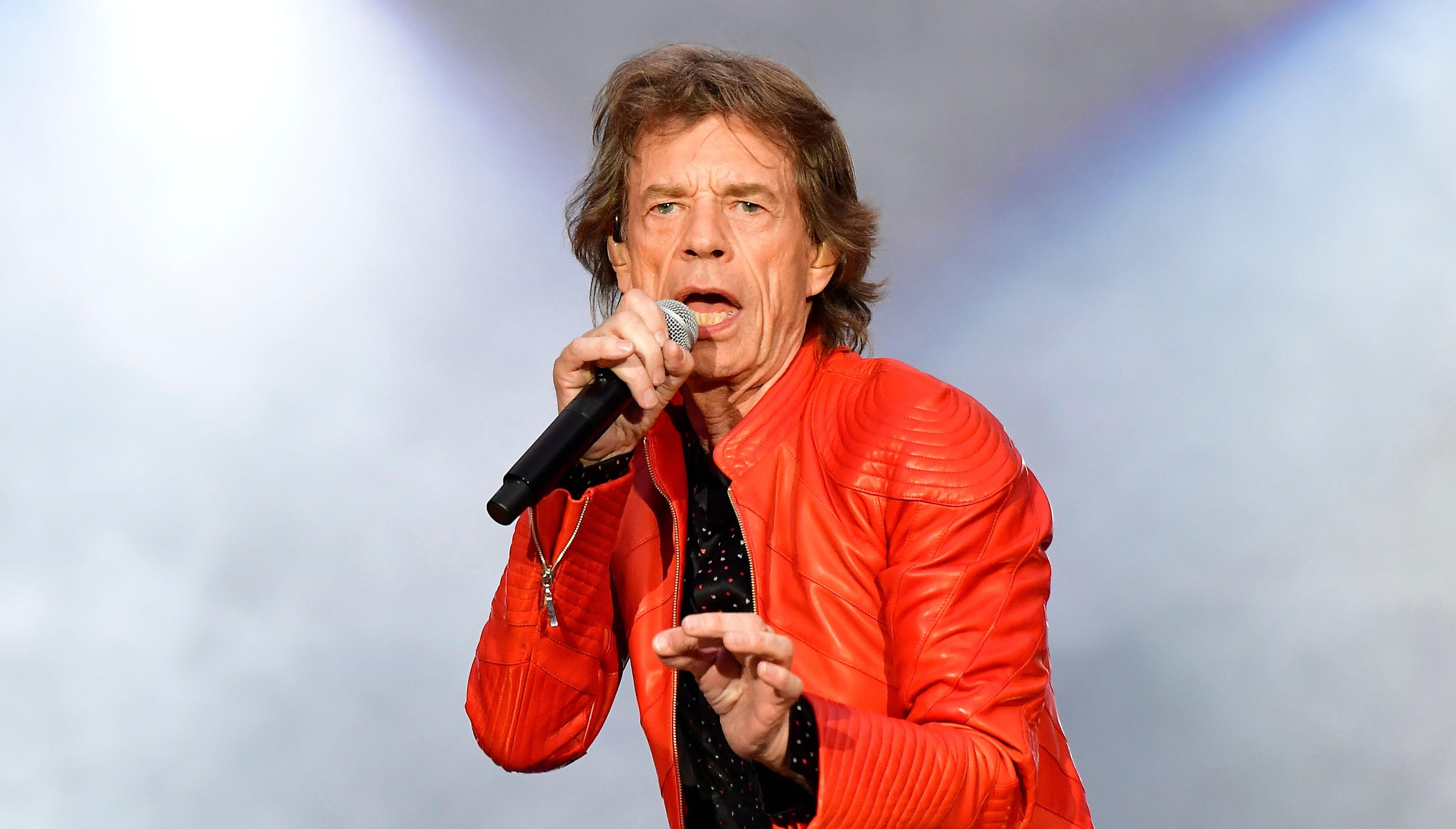 Mick Jagger Teases New Song, 'Pride Before A Fall'