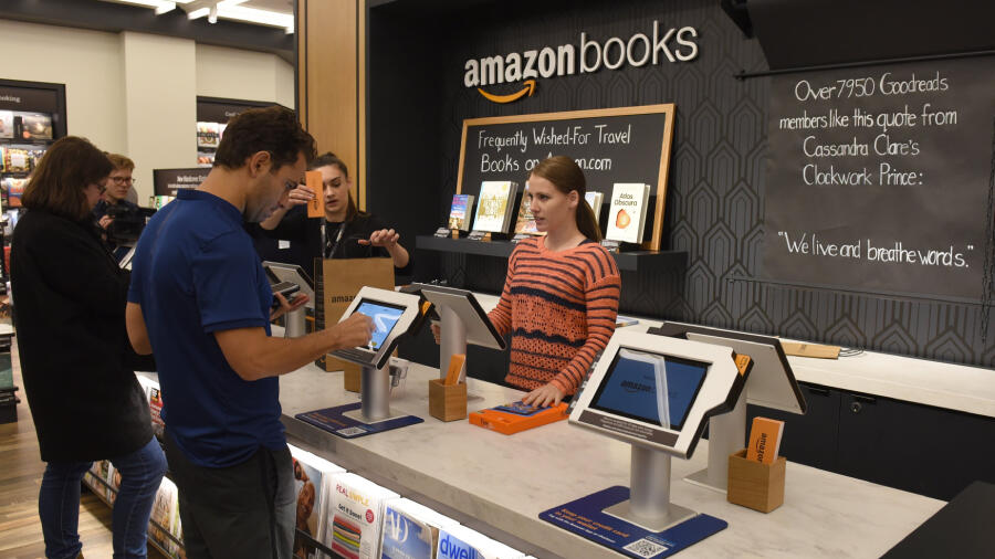 Amazon Opens Physical Store In North Carolina Mall