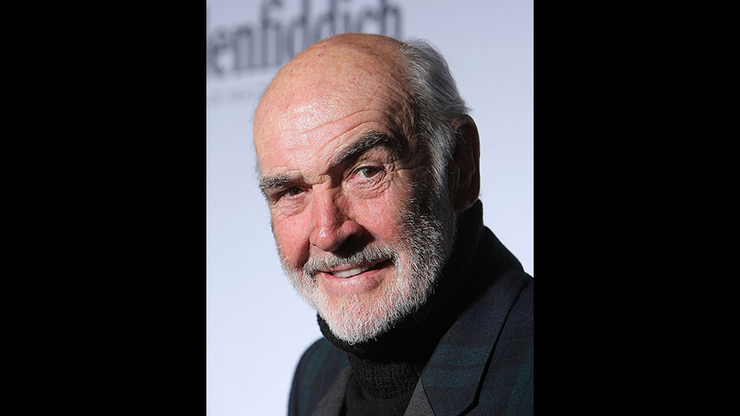 Sean Connery Dead At Age 90