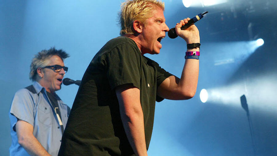 The Offspring Promote Vaccinations By Changing Lyrics To One Of Their Hits