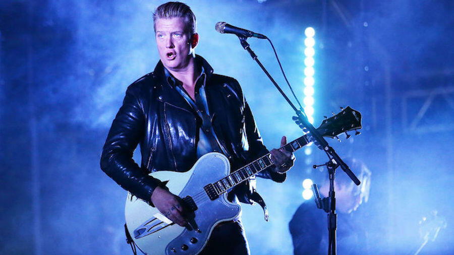 QOTSA To Broadcast Unreleased Footage On 5th Anniversary Of Bataclan Attack