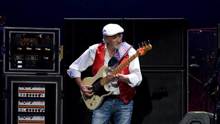 Happy Birthday! John McVie