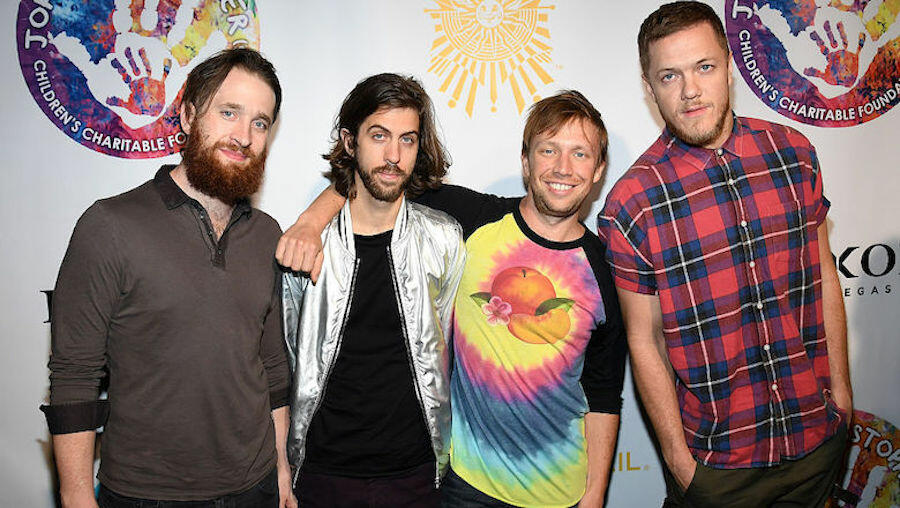 Imagine Dragons Hilariously Poke Fun Of Themselves In 'Follow You' Video