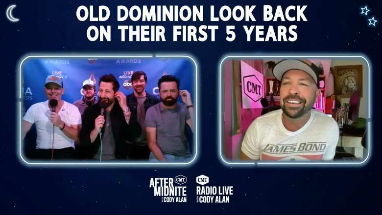 Old Dominion Recalls 'Sweet' Memories Behind 'Meat And Candy' Album