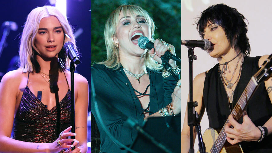 Miley Cyrus Unveils Tracklist For New Rock Album f/ Joan Jett & Dua Lipa