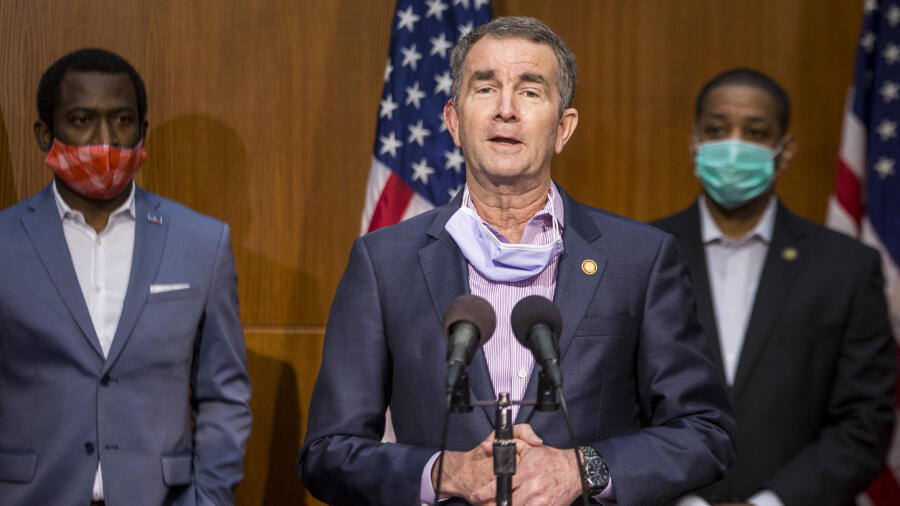 Gov. Northam Announces New Restrictions To Curb Rising COVID Cases