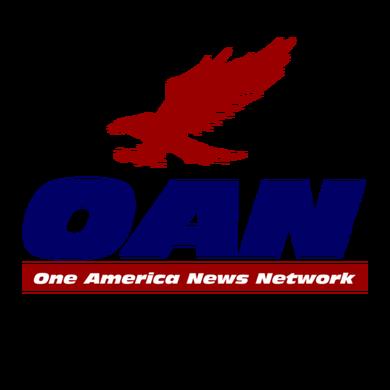 One America News Network (OAN) logo