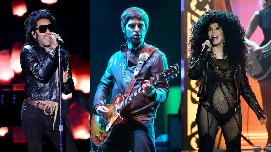 Lenny Kravitz, Cher And More Cover Oasis' 'Stop Crying Your Heart Out'