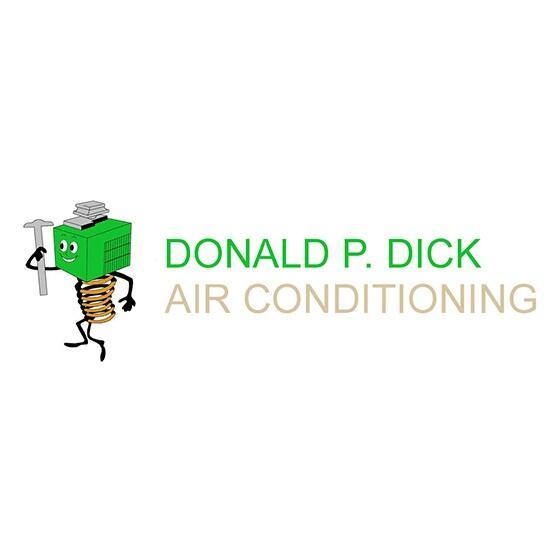 Donald P Dick