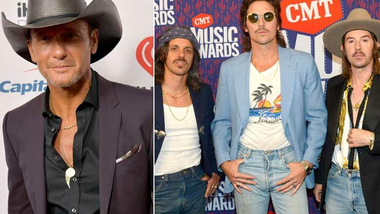 Tim McGraw + Midland Bring New Life To Bellamy Brothers Hit