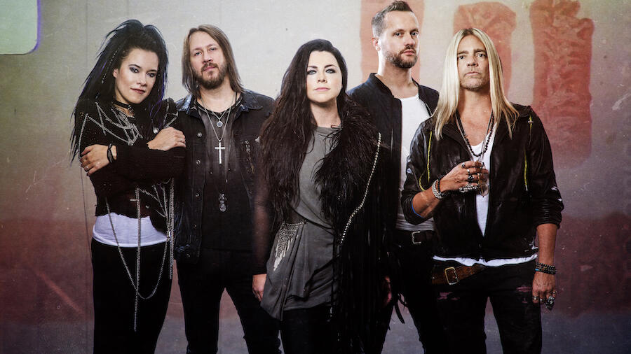 Evanescence Releases 'The Bitter Truth,' Their First Album In Over A Decade