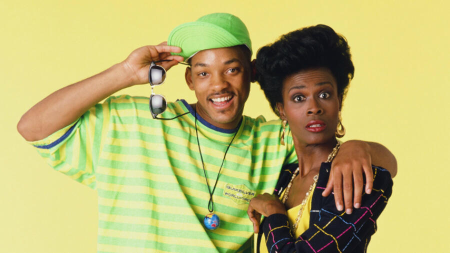 Will Smith & Janet Hubert Reconcile During Emotional 'Fresh Prince' Reunion