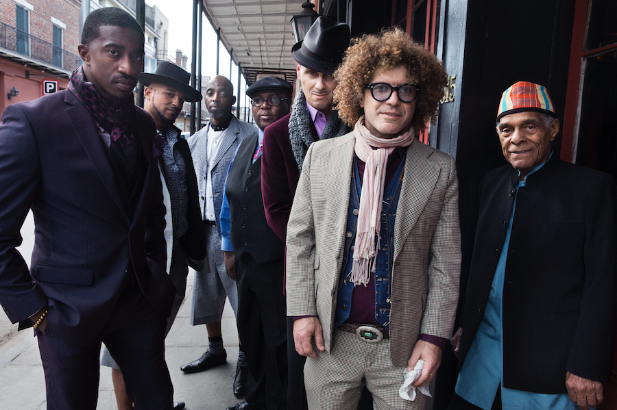 Preservation Hall Jazz Band To Perform During iHeartRadio Holiday Special