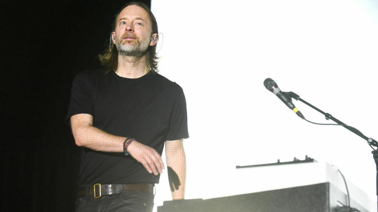 Thom Yorke Suffered From Writer's Block While Making Radiohead's 'Kid A'