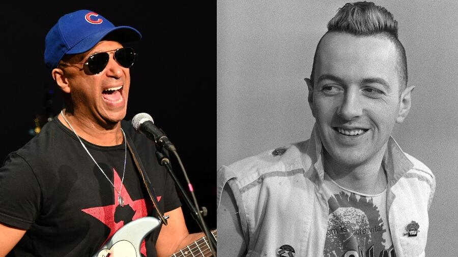 Tom Morello Reveals How The Clash's Joe Strummer Changed His Life