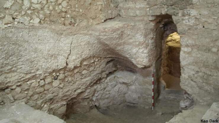Boyhood Home of Jesus Discovered?