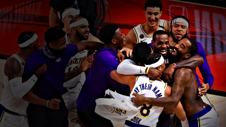 Colin Cowherd Breaks Down the 'Stacked' Lakers Roster For Upcoming Season
