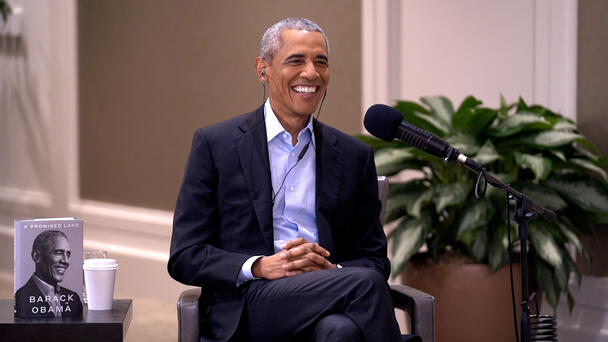 Barack Obama Responds To Those Who Say He Didn't Do Enough For Black People