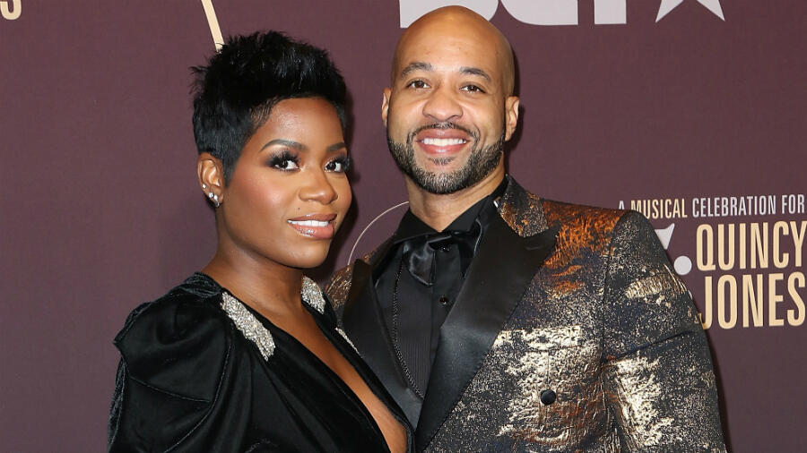 Fantasia Is Pregnant, Expecting First Child With Husband Kendall Taylor