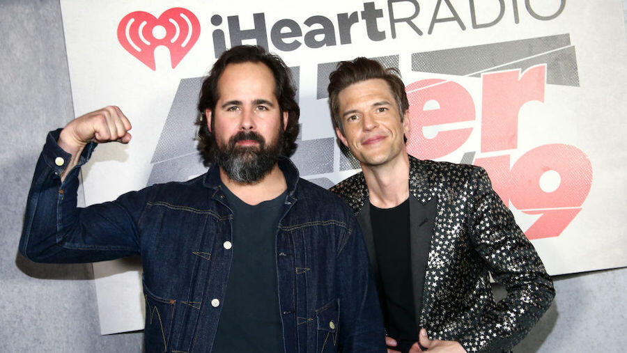 The Killers Poke Fun Of 'Rigged Grammys' For Nomination Snub