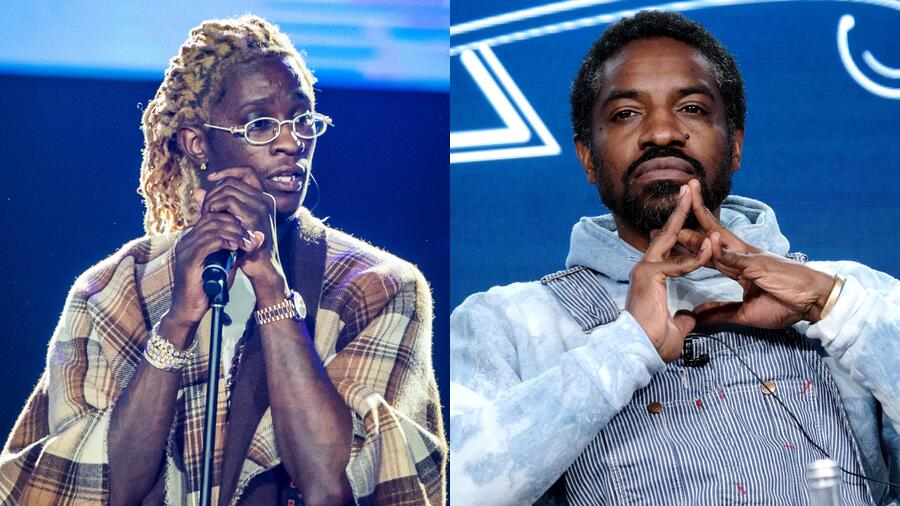 Young Thug Faces Backlash For Disrespectful Andre 3000 Comment