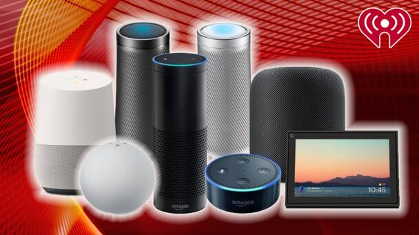 Listen to us on your smart speaker. Just use our easy voice commands ...