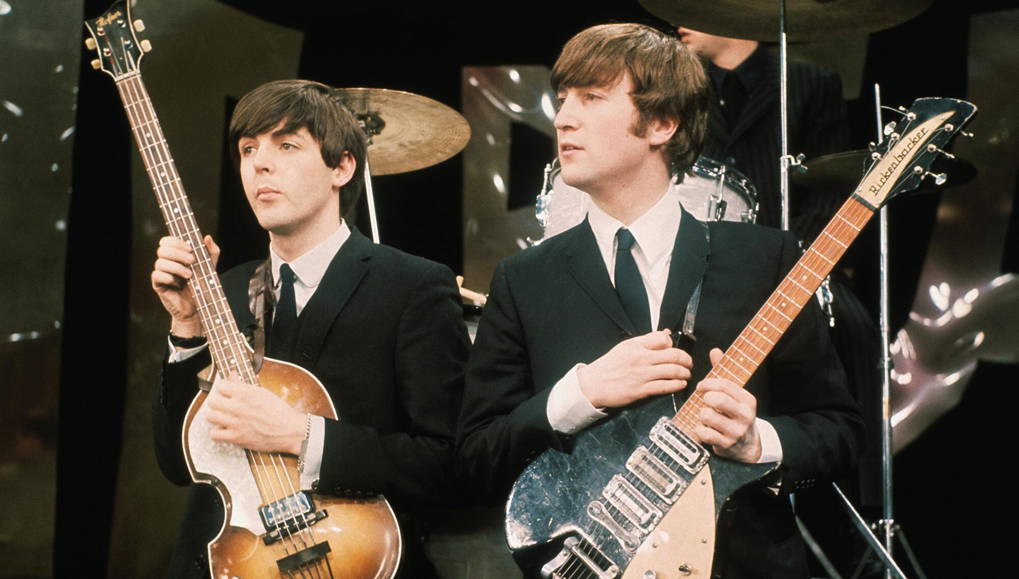Paul McCartney Says He Still Has Trouble Accepting John Lennon's Murder