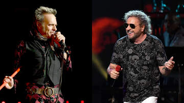 image for Sammy Hagar Offers To Buy David Lee Roth's Bizarre 'Red Rocker' Cartoon
