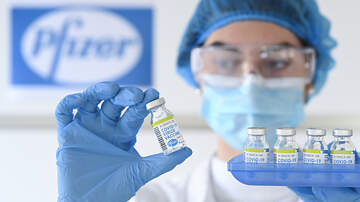 image for Pfizer's COVID-19 Vaccine Approved By Regulators In The U.K.