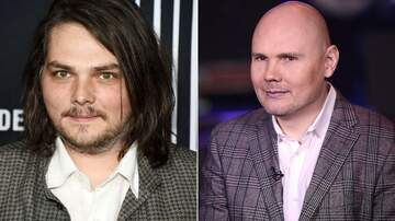 image for Gerard Way And Billy Corgan Discuss The 'Hopeful' Future Of Rock And Roll