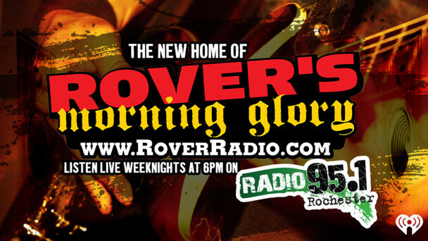 Rover joins the Radio 95.1 lineup