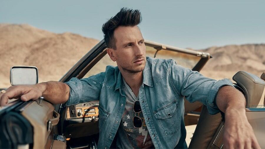Russell Dickerson Shares New Album 'Southern Symphony' & Mini Movie