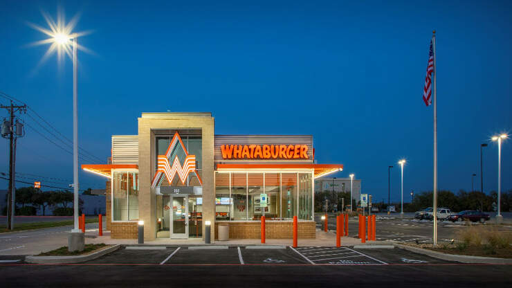 Here's The Whataburger Fries Cross-Stitch Pattern