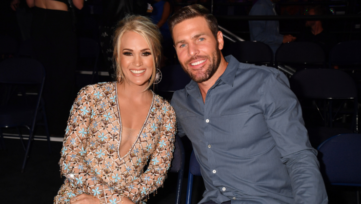 Carrie Underwood's Husband Mike Fisher Bought Her Cows For Christmas