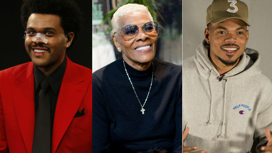 Dionne Warwick Roasts Chance The Rapper, The Weeknd With LOL-Worthy Tweets