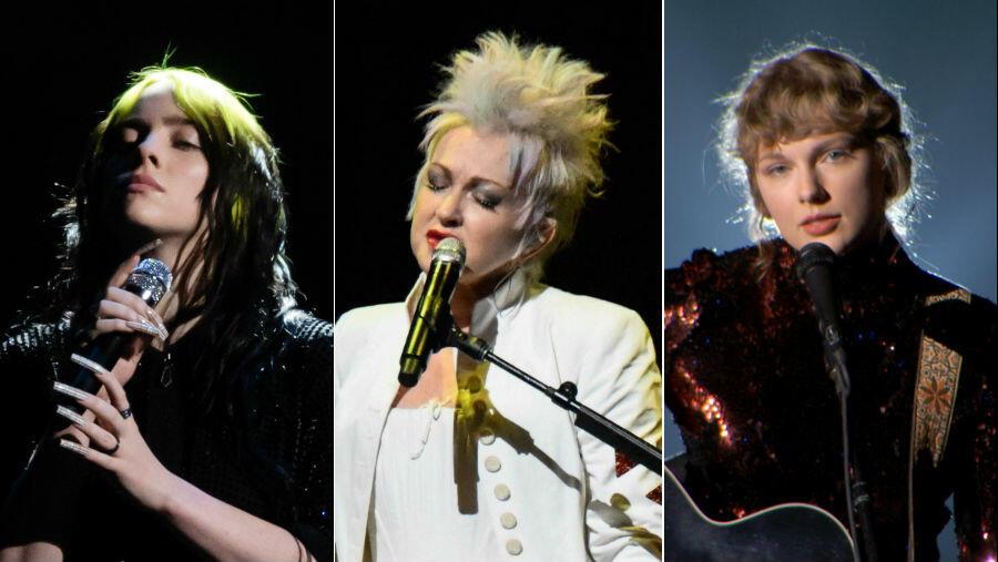 Cyndi Lauper Recruits Billie Eilish, Taylor Swift & More For LGBTQ Benefit