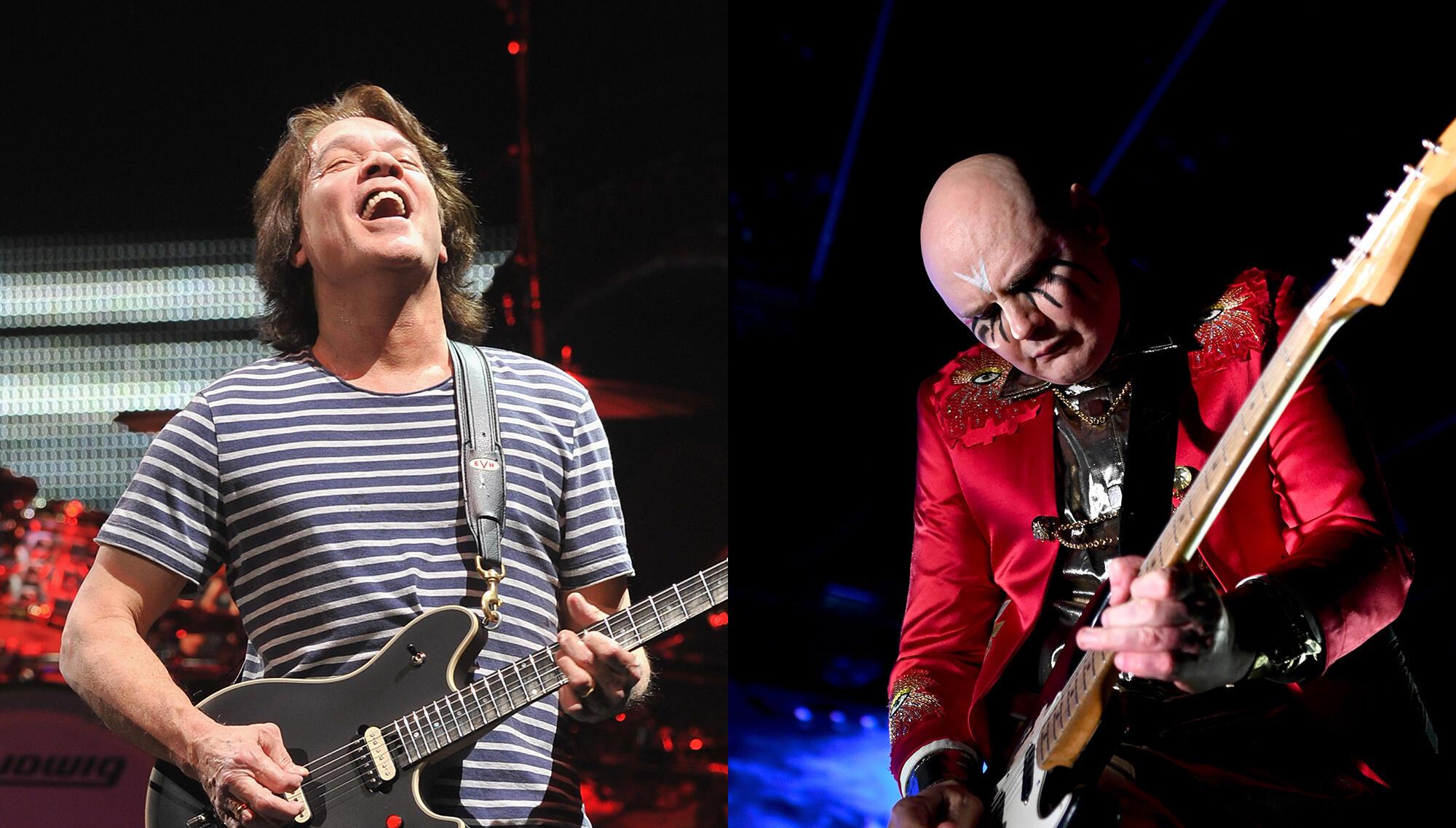 Billy Corgan Recalls Van Halen's Impromptu Test: 'I Wanna See You Play'